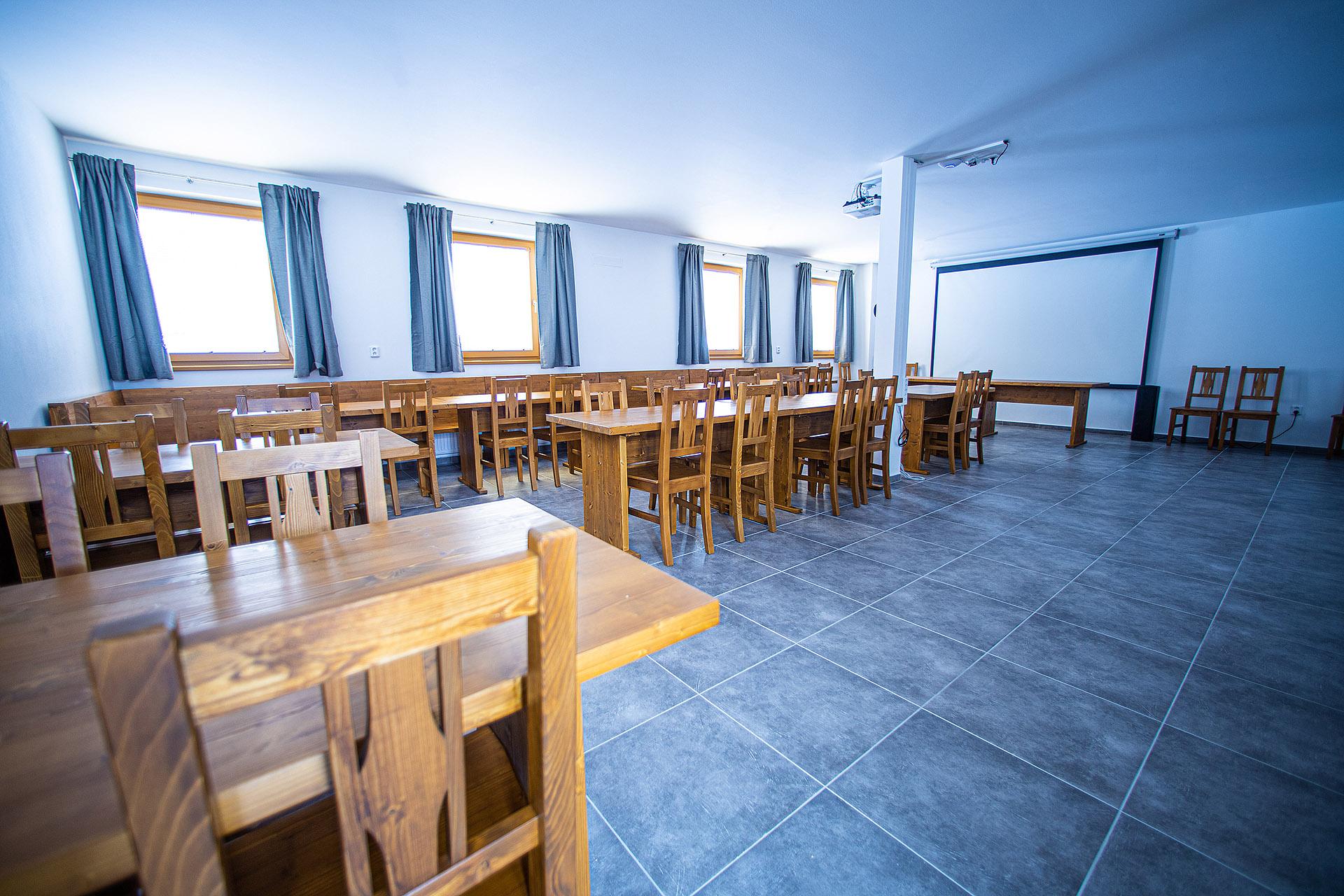 Konfereční místnost